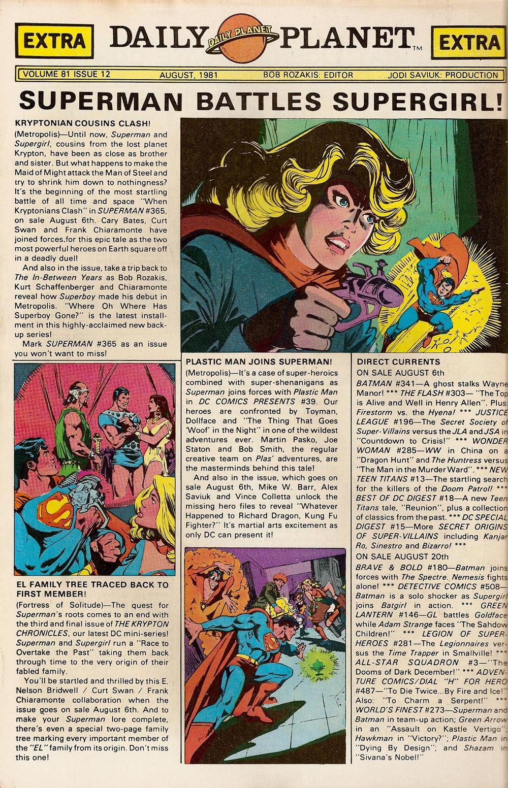 Jonah jameson quotes quotesgram - Daily Planet Superman 06